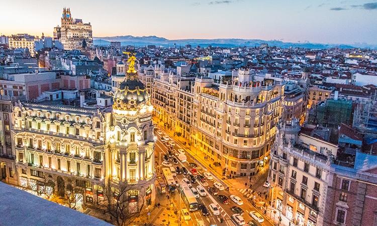 Madrid Roteiro Portugal e Espanha