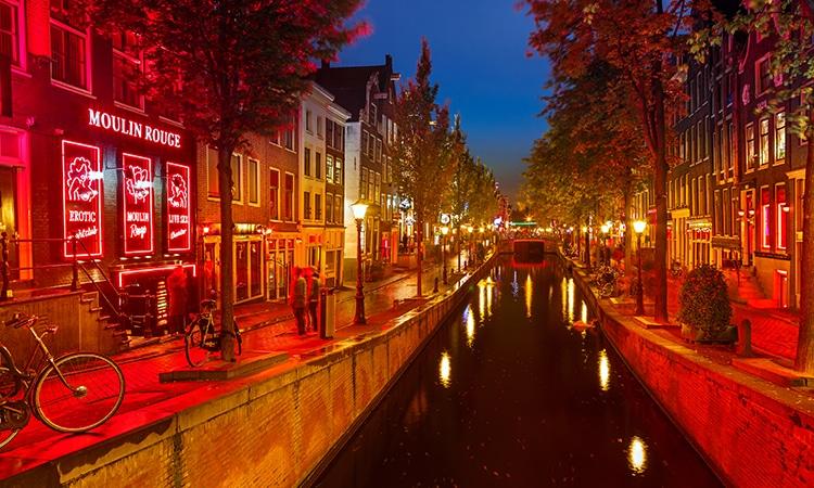 Roteiro Amsterdam Bairro da Luz Vermelha