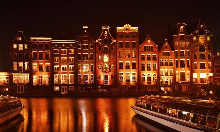 Roteiro Amsterdam praça Dam