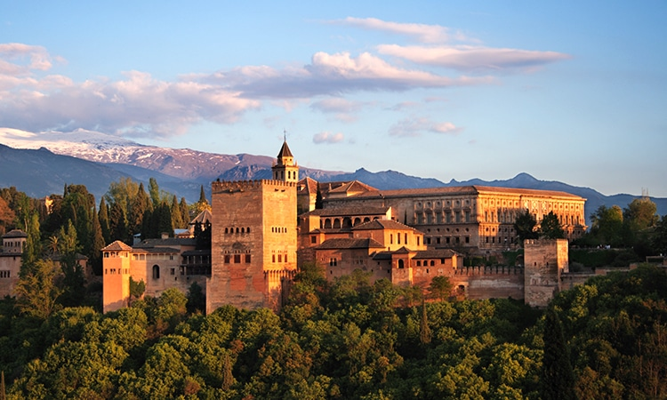 Turismo na Espanha Alhambra Granada