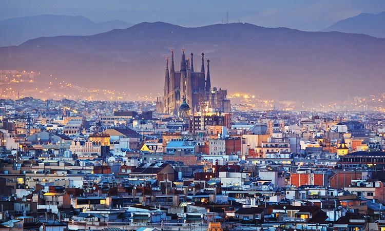 Turismo na Espanha Barcelona