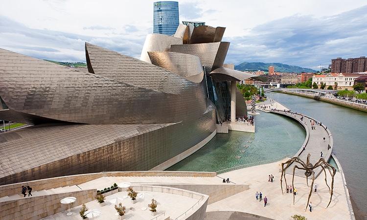 Turismo na Espanha Bilbao