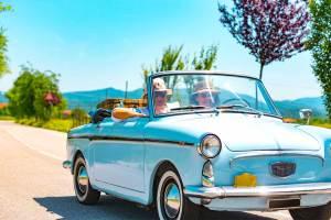 aluguel de carro na Europa
