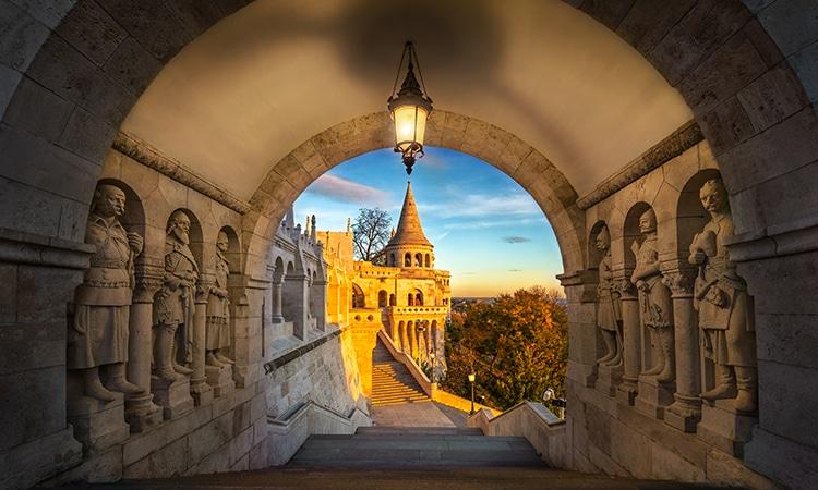 Budapeste Buda