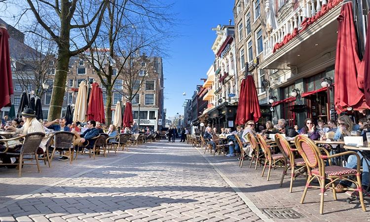 gastronomia em amsterdam