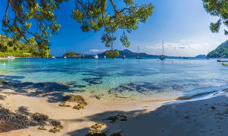 ilhas baleares na espanha