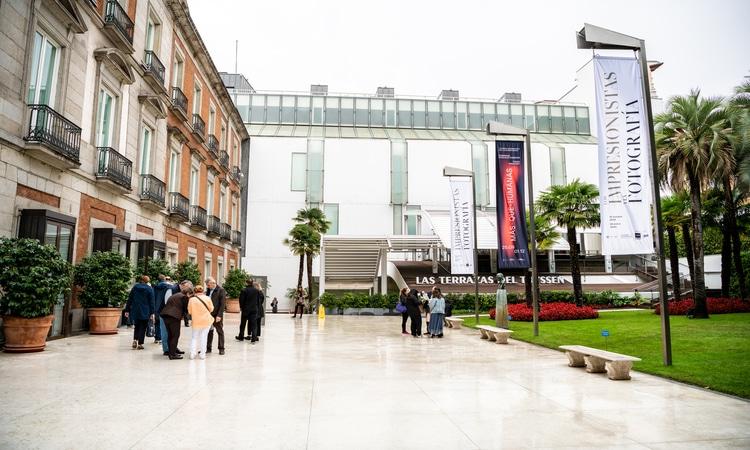 Museu Thyssen Bornemisza em Madrid