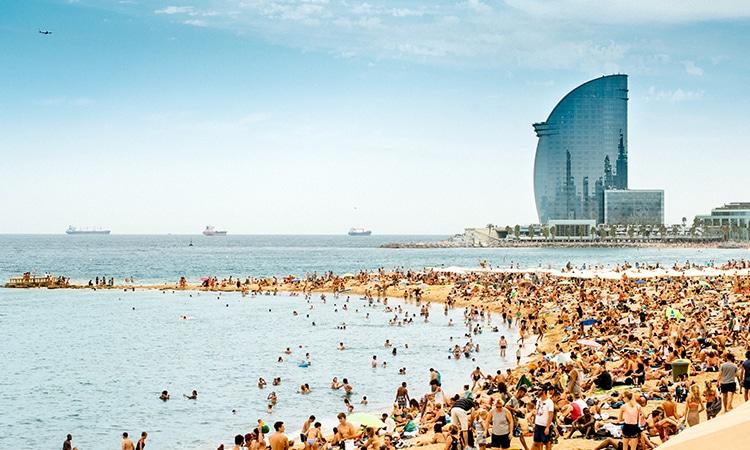 O que fazer em Barcelona Barceloneta