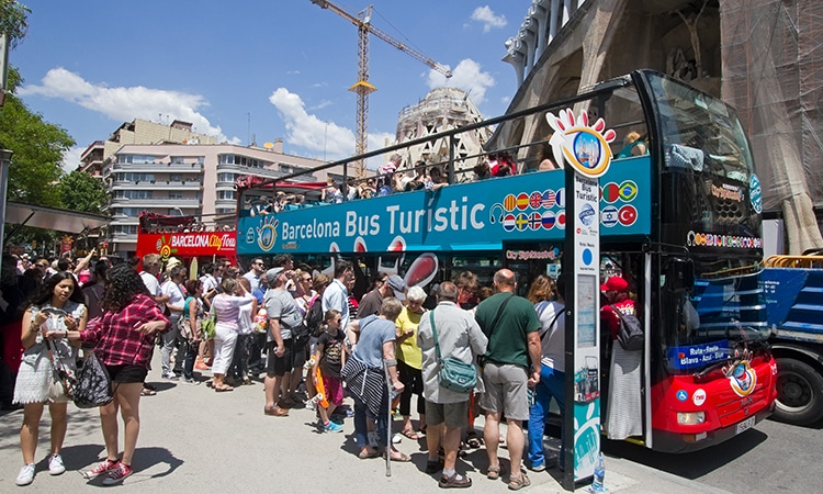 O que fazer em Barcelona ônibus turístico