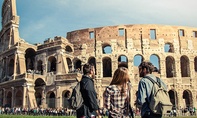 Roteiro Europa Roma