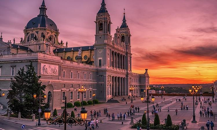 Roteiro pela Espanha Madrid