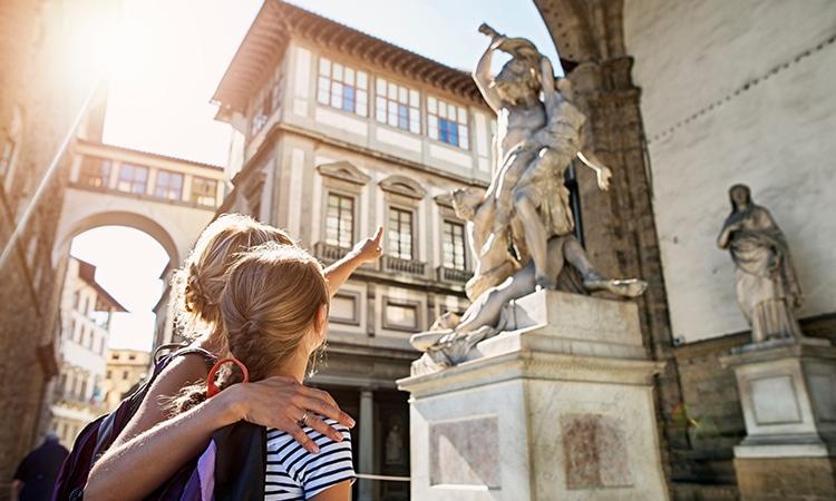 Viagem para Europa Florença