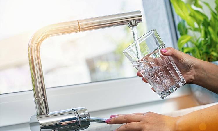Beber água da torneira na Europa