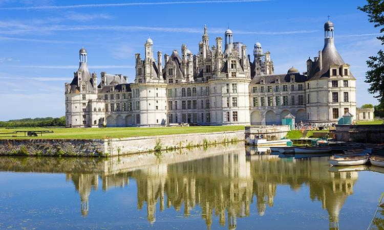 Pontos turísticos da França Vale do Loire