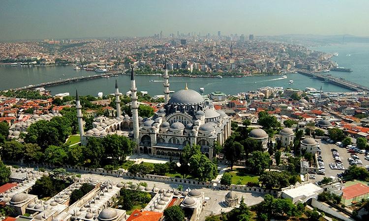 seguro viagem Turquia mesquita