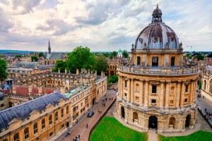 Principais cidades da Inglaterra