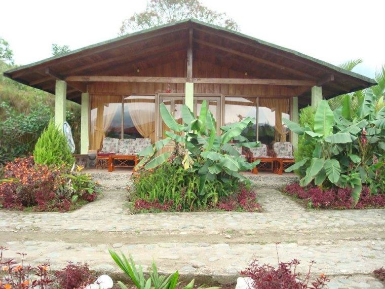 Hostería Arasari en Mindo, Ecuador