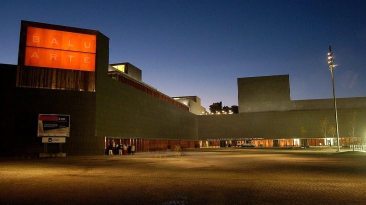 Baluarte, Palacio de Congresos y Auditorio de Navarra, Pamplona