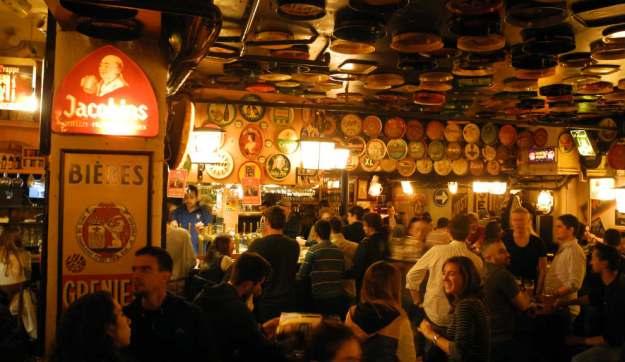 """El """"Delirium"""", paraíso belga de la cerveza"""