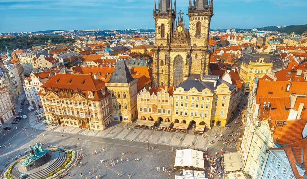 Praga de sur a norte turismo - Oficina de turismo praga ...