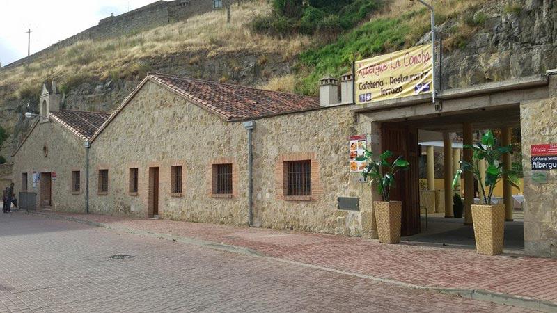 alberguela concha, Ciudad Rodrigo