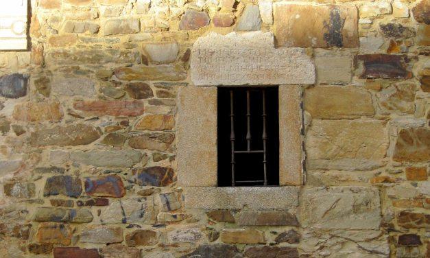 Zelle der Eingemauerten