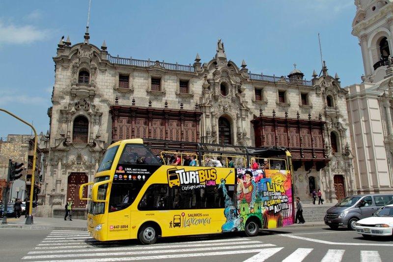 Tour City Tour Turibus - Turismoi.pe