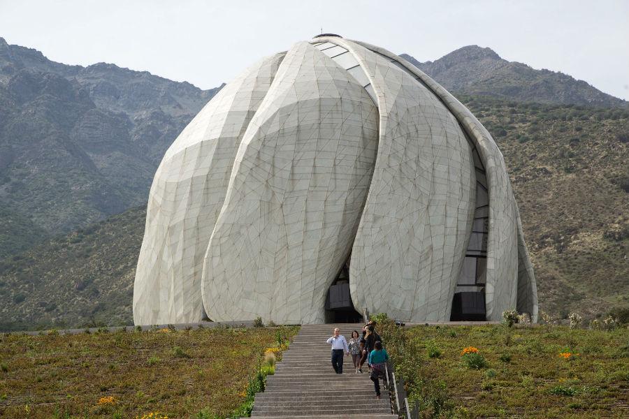 Templo Bahá'í - Turismo Local · Tus viajes. Un click