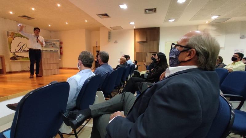 Diretoria da Atunorpi participa de lançamento estadual do programa Paraná Produtivo