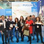 La Puglia a Berlino nel suo massimo splendore