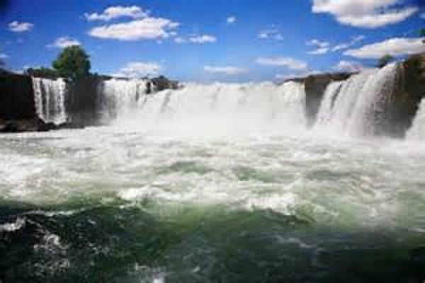 jalapão turismo no tocantins cachoeira da velha