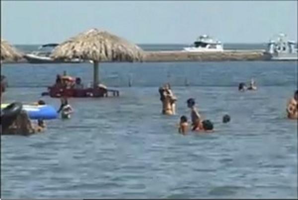 lago de palmas praia