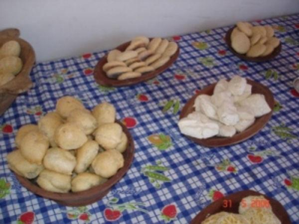 peixe biscoitos