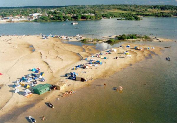 praias fluviais no rio