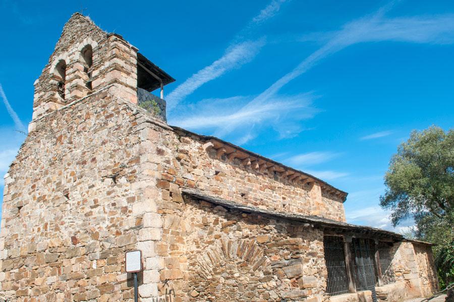 Iglesia de Santa María de Vizbayo