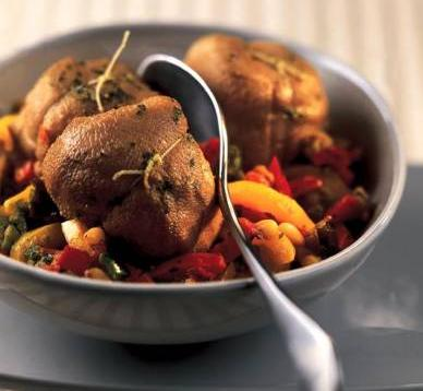 Gastronomía reconocida de Auvernia