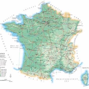 carreteras de francia Carreteras de Francia