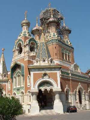 Catedral Ortodóxa Russe St-Nicolas