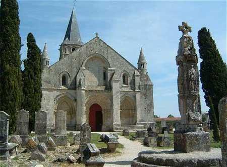 El Camino de Santiago en la región Poitou-Charentes