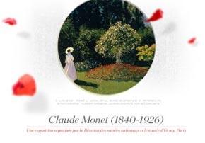 Exposición de Claude Monet