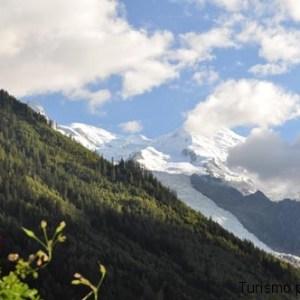 Chamonix en Primavera y Verano