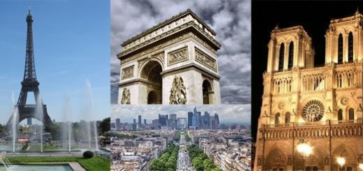 Lugares imperdibles de Paris