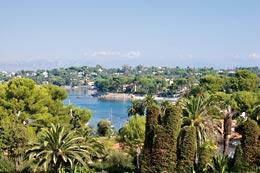 Antibes,  capital de los Enamorados