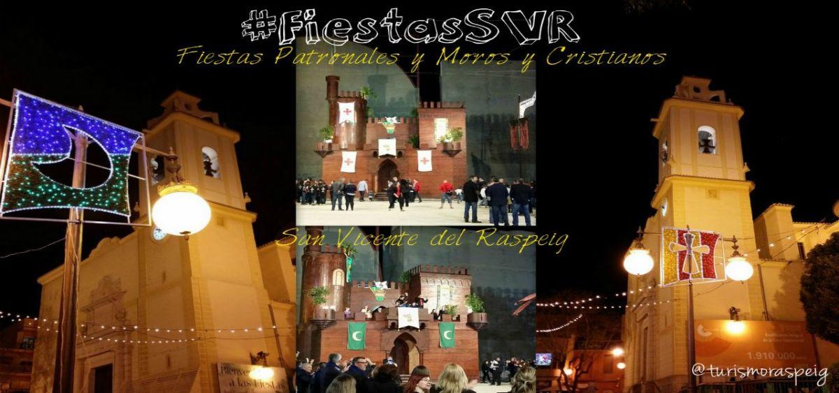 Fiestas Patronales y de Moros y Cristianos en honor a San Vicente Ferrer