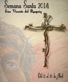Semana Santa en San Vicente del Raspeig 2014