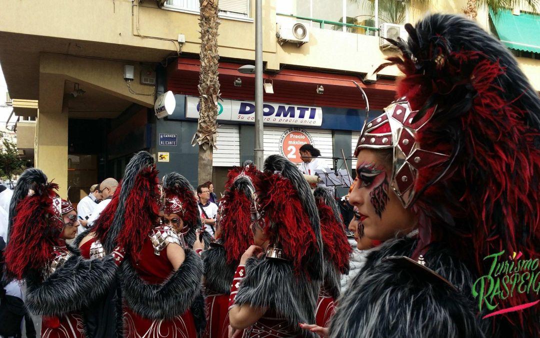 Ubicación Kábilas FiestasSVR San Vicente del Raspeig
