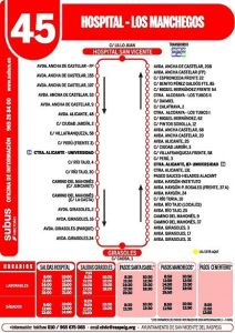 transporte-urbano-linea-45-san-vicente-del-raspeig-turismoraspeig