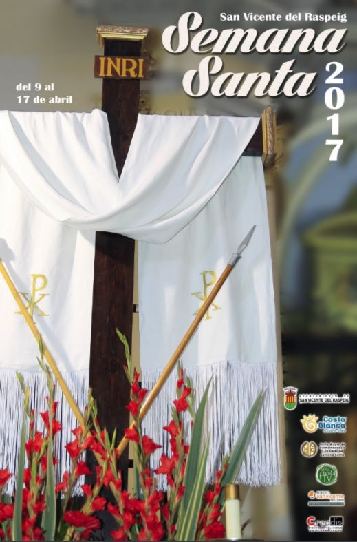Semana Santa 2017 San Vicente del Raspeig