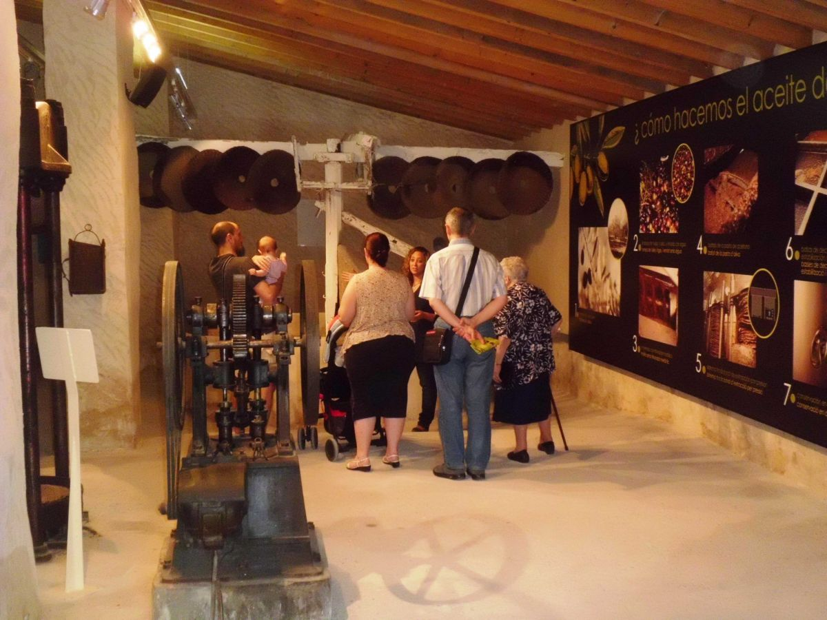 Museo Didáctico del Aceite
