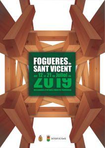 cartel-hogueras-san-vicente-del-raspeig-fogueres-de-sant-vicent-2019